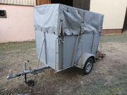 Viehanhänger Viehwagen Viehtransportwagen