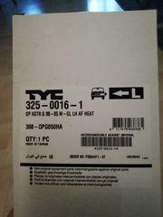 Aussenspiegelglas Opel Astra G Cabrio