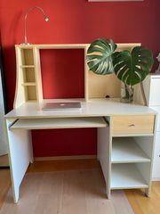 IKEA Schreibtisch ROBIN weiß