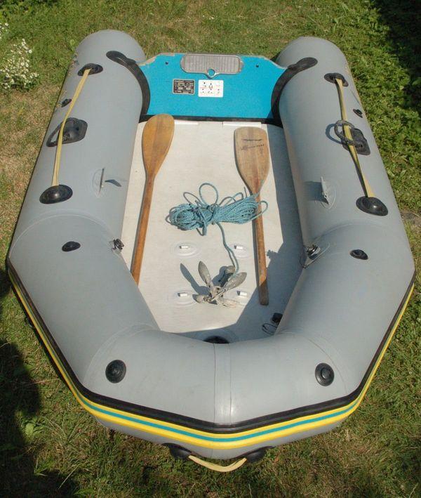 Schlauchboot Bombard Tropik 305 Aero