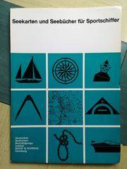 Seekarten und Seebücher ffür Sportschiffer