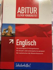 Englisch Abitur - Clever vorbereitet