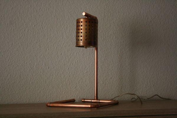 Lampe Industriestil Aus Kupfer In Köthen Lampen Kaufen Und