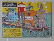 Ansichtskarte - Postkarte - Bundeswehr - Pionier Versorgungsboot -