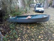 GFK angeln paddelboot mit elektro