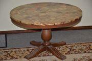 Tisch rund Vintage Klassiker der