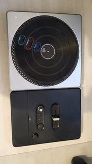 DJ Hero Pult für Wii