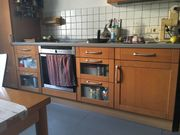 Einbauküche Nolte Ravenna Buche teilmassiv