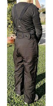 Skihose schwarz Größe 40 Kurzgröße
