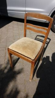 Esszimmerstühle 5 Stück