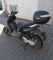 Piaggio Tph 125ccm Schwarze Roller