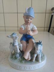 Zu verkaufen makellose porzellanfigur gerold