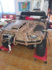 Ausstellungs Fahrzeuge - Argo ATV 8x8