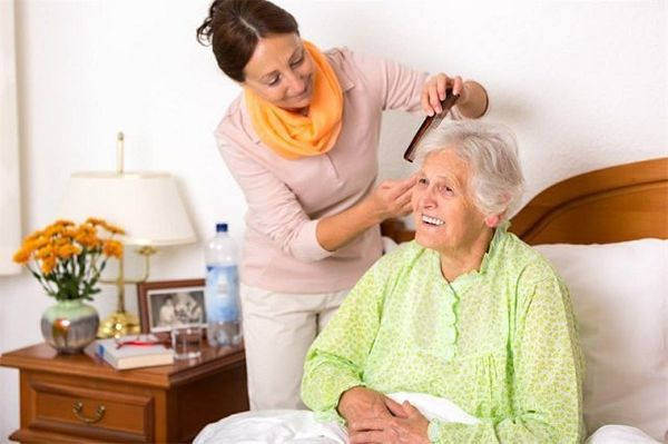 Altenpflegerin - Polin