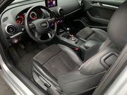 Audi A3 mit PANORAMADACH ABSTANDSRADAR