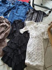 10-Teiliges Bekleidungs-Paket Damen Größe 34