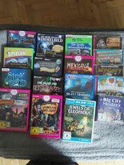 Wimmelbilder-PC- Spiele