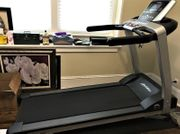 Life Fitness Laufband Netzschalter ein
