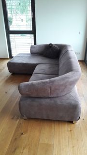 Alcantara Couch Sofa