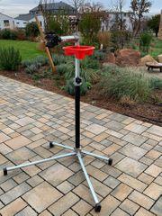 Fahrradmontageständer Montage-Ständer für Fahrräder PLANET
