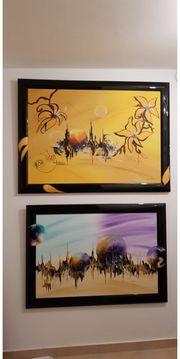 Diverse Bilder Gemälde