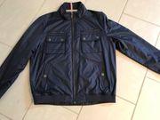 Jacke dunkelblau Blouson von Walbusch