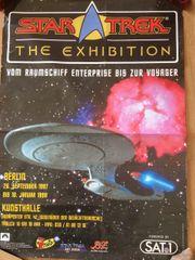 Veranstaltungsplakat Star Trek