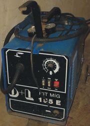 Werkstatt Schutzgas Schweißgerät von D