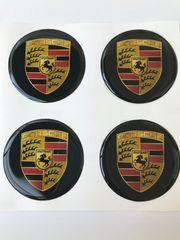 Silikon Print Embleme Porsche 4