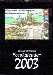 Kalender Staßfurter Lokschuppen - Bildimpressionen