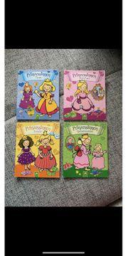 4x Prinzessinnen Mini-Bücher Tipps Märchen