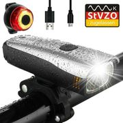 Antimi Fahrradlicht Led Set LED