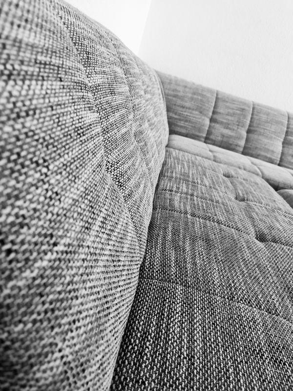 Wohnlandschaft Sofa mit Bettfunktion und