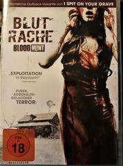 BLUTRACHE BLOOD HUNT THRILLER DVD