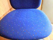 blauer Bürostuhl von Topstar Model
