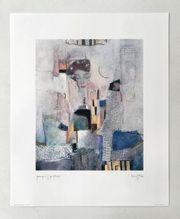 Schöner Kunstdruck Hommage an Gustav