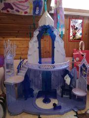 Elsa Schloss Eiskönigin Schloss zu