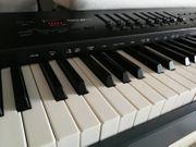 Oxygen 88 Masterkeyboard piano Hammermechanik