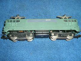 Modelleisenbahnen - LIMA Elektro Lokomotive HO BB