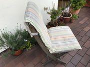 4 Stuhlkissen für Ikea Gartenmöbel