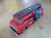 Blechspielzeugauto Feuerwehr Sammler Vintage