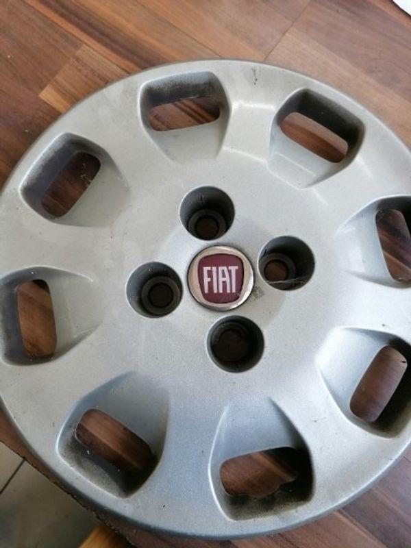 original Fiat Radkappen