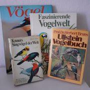 Bücherset für Vogelliebhaber
