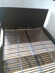 Ikea Bett mit guten Lattenrosten