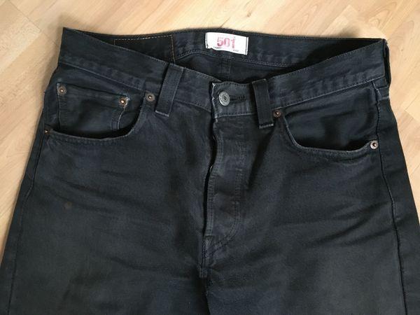 Original Levi s 501 Jeans