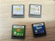 Biete verschiedene Nintendo DS Spiele