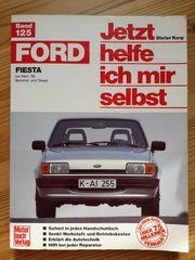 Reparaturanleitung Ford Fiesta bis März