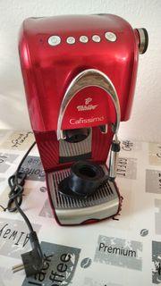 Kaffemaschine Cafissimo Tchibo Kapseln