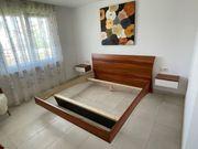 Schwebe-Doppelbett indischer Apflelbaum