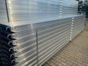 2x Aluminium Steg 7 1m